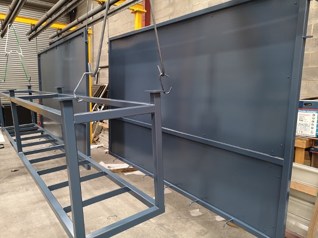 Work Bench And Industrial Partitions